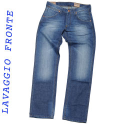 Wrangler jeans crank wash bonneville