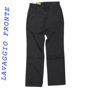 Wrangler jeans texas stretch lavaggio float coal