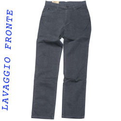 Wrangler jeans texas stretch lavaggio antracite