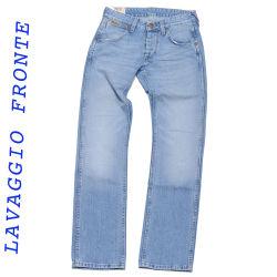 Wrangler jeans crank wash light used