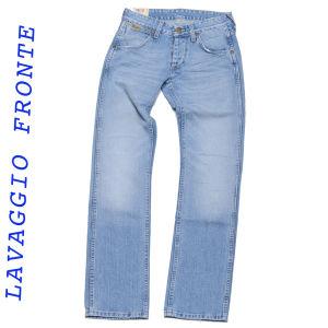 Wrangler jeans manivelle lumière light usagé