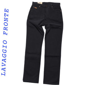 Wrangler jeans texas stretch lavaggio navy gray