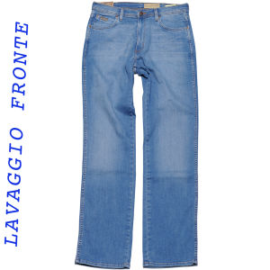 Wrangler jeans arizona stretch lavaggio mid valley