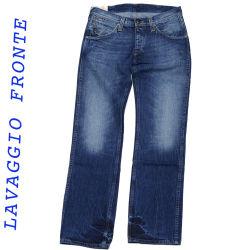 Wrangler jeans as wash bleu sauvage
