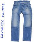Wrangler jeans ace lavaggio buco blue