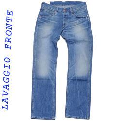 Wrangler jeans ace washing blue hole