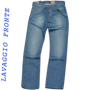 Wrangler jeans ace lavaggio tequila race