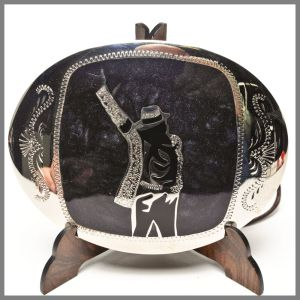 Fibbia Johnson & Held custom michael jackson tribu