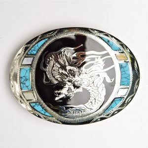 Johnson & Held 1494 dragon buckle