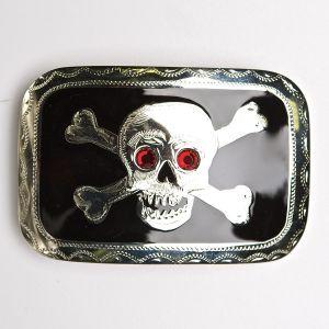 Fibbia Johnson & Held  1535 skull & crossbone
