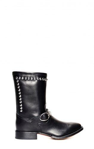 Black Tony Mora boots