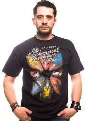 Rockmount t-shirt 710 boots design