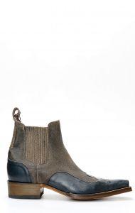 Stivali corto della collezione Pineda Covalin craquelado