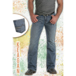 "Jeans southern thread  ""the keagan"""