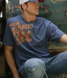 Vintage classic southern thread t-shirt