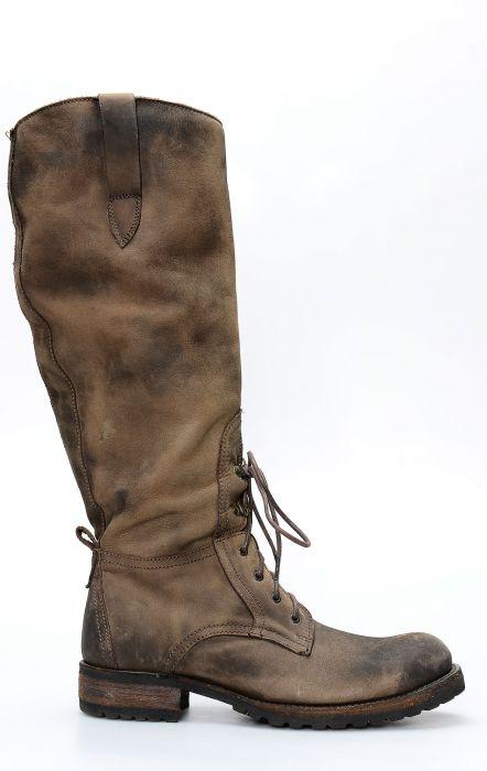 Stivali camperos Liberty Black toscano testa di moro