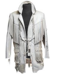 Jalisco beige man jacket, unique piece!