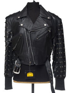 Chiodo donna originale by Leather Gallery