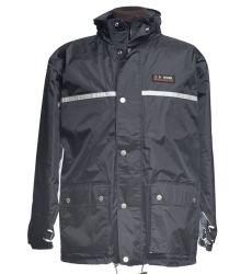 Dark gray JKWork raincoat