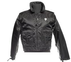 Arlen Ness black short waterproof jacket