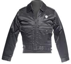 Veste imperméable noire Arlen Ness