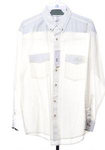 Camicia western by crazy cowboy bianca