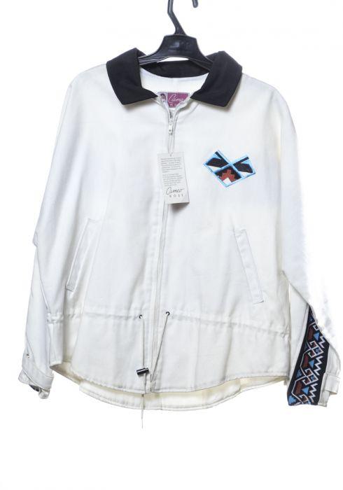 Aztec western cameo jacket