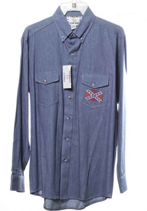 Camicia western by crazy cowboy denim